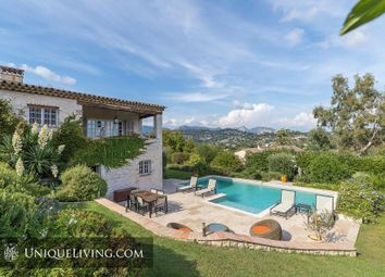 Thumbnail 4 bed villa for sale in La Colle Sur Loup, Vence, French Riviera