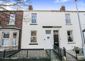 Thumbnail 2 bedroom terraced house for sale in Esk Street, Silloth, Wigton