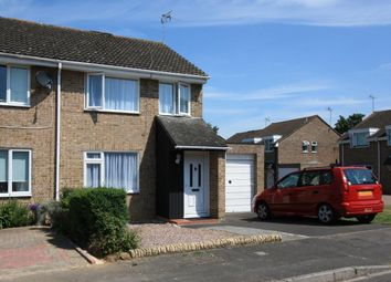 Thumbnail 3 bed semi-detached house for sale in Sevenfields, Highworth