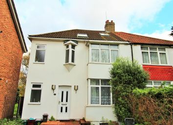 Thumbnail 4 bed semi-detached house for sale in Harvel Crescent, London