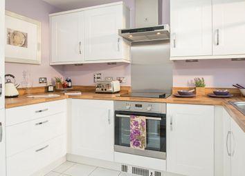 """Thumbnail 3 bedroom terraced house for sale in """"Bampton"""" at Kepple Lane, Garstang, Preston"""