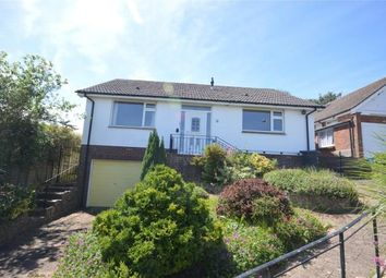 Thumbnail 2 bed detached bungalow for sale in Newlands Close, Sidmouth, Devon