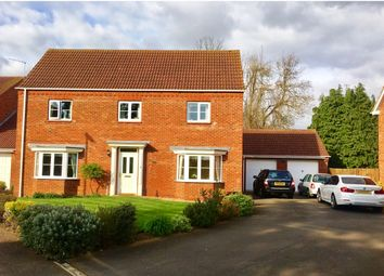Thumbnail 4 bed detached house for sale in Thomas Middlecott Drive, Kirton, Boston