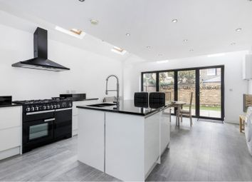 Thumbnail 4 bed terraced house to rent in Gaskarth Road, London