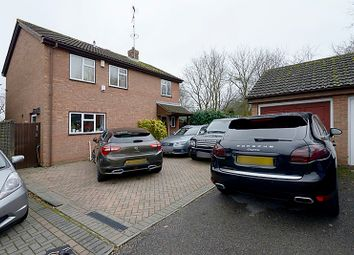 Thumbnail 4 bed detached house for sale in Stainby Close, West Drayton, Middlesex