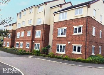 Thumbnail 2 bed flat for sale in Bridle Way, Houghton Le Spring, Tyne And Wear
