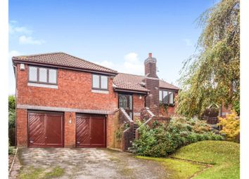 Thumbnail 5 bed detached house for sale in Oakmere, Chorley