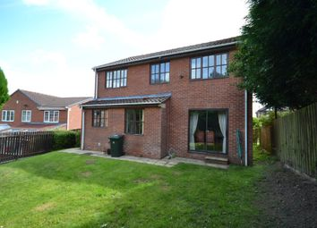 Thumbnail 4 bed detached house for sale in Mendip Avenue, Lindley, Huddersfield