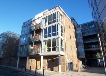 Thumbnail 1 bed flat to rent in Hanover House, Admiralty Road, Portsmouth