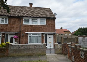 Thumbnail 1 bed end terrace house to rent in Flimwell Close, Bromley