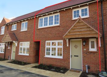 Thumbnail Terraced house for sale in Bertone Road, Barton Seagrave, Kettering