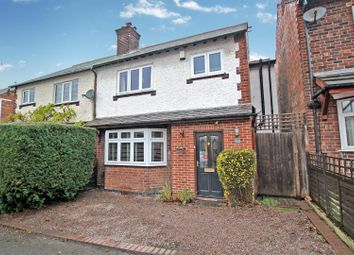 Thumbnail 3 bedroom semi-detached house for sale in Moore Road, Mapperley, Nottingham