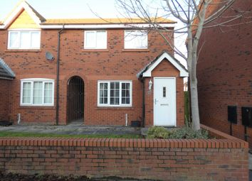 3 bed semi-detached house for sale in Harrison Close, Warrington WA1
