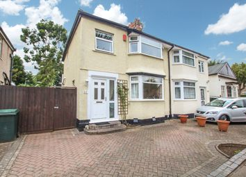 3 bed semi-detached house for sale in Three Spires Avenue, Coventry CV6