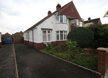 Thumbnail 2 bedroom semi-detached house to rent in Sundridge Avenue, Welling