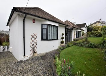 Thumbnail 2 bed detached bungalow for sale in Valley View Road, Higher Compton, Plymouth
