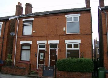 Thumbnail 2 bed semi-detached house to rent in Countess Street, Stockport