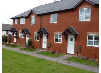Thumbnail 2 bed terraced house to rent in Vyvyan Court, Exeter