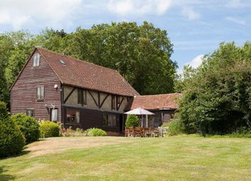Thumbnail 4 bed detached house to rent in Maypole Lane, Goudhurst, Kent