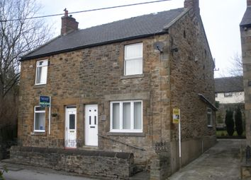 Thumbnail 2 bed cottage to rent in Station Road, Lanchester
