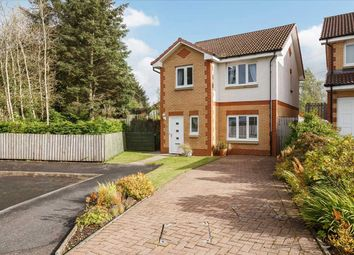 Thumbnail 3 bedroom detached house for sale in Graham Wynd, Whitehills, East Kilbride