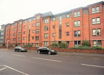 Thumbnail 2 bed flat for sale in 777 Springfield Road, Glasgow