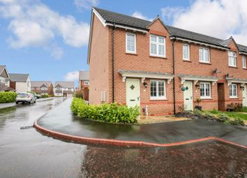 Thumbnail 2 bed terraced house for sale in Brookacre Close, Standish, Wigan