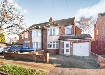 Thumbnail 4 bed semi-detached house for sale in Farrer Street, Kempston, Bedford