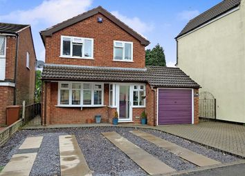 Thumbnail 3 bed detached house for sale in Stafford Street, Cannock, Staffordshire
