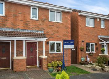 Thumbnail 2 bed semi-detached house for sale in Ploughfields, Worsley, Manchester