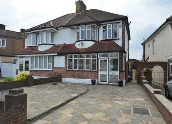 Thumbnail 3 bed semi-detached house for sale in The Glade, Shirley, Croydon, Surrey
