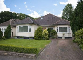 Thumbnail 4 bed detached house for sale in Langley Drive, Brentwood, Essex
