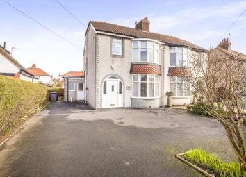 Thumbnail 4 bedroom semi-detached house for sale in Fleetwood Road, Thornton-Cleveleys, Lancashire, .