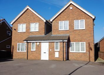 Thumbnail 1 bed flat to rent in Station Road, Cuffley, Potters Bar