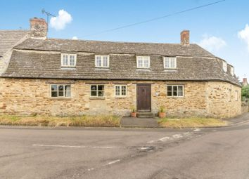 Thumbnail 4 bedroom cottage to rent in Nassington Road, Woodnewton, Peterborough