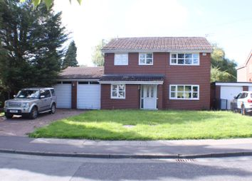 Thumbnail 4 bed detached house for sale in Welbeck Road, Eccles, Manchester