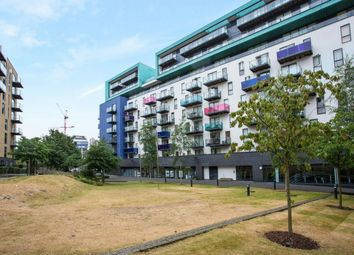 Thumbnail 1 bedroom flat to rent in Silkworks, Baquba Building, Lewisham