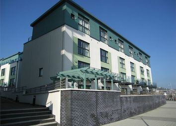 Thumbnail 5 bedroom town house for sale in Marina Villas, Maritime Quarter, Swansea