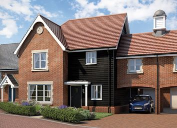 "Thumbnail 4 bed property for sale in ""The Warwick"" at Church Road, Stansted"