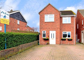 Thumbnail 4 bed detached house for sale in Hughes Drive, Wainscott, Rochester, Kent
