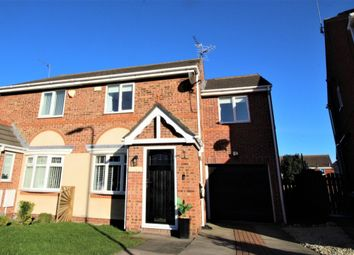 Thumbnail 3 bed semi-detached house for sale in Beacon Glade, South Shields
