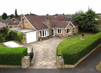 Thumbnail 3 bed bungalow for sale in Churchill Avenue, Brigg