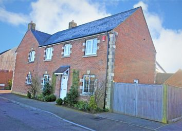 Thumbnail 4 bed semi-detached house for sale in Wincombe Lane, Shaftesbury