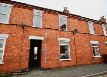 Thumbnail 3 bed terraced house for sale in Mill Road, Uphill, Lincoln