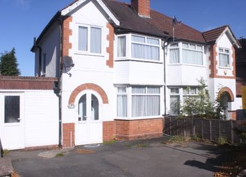 Thumbnail 3 bed semi-detached house for sale in Stotfold Road, Maypole, Birmingham