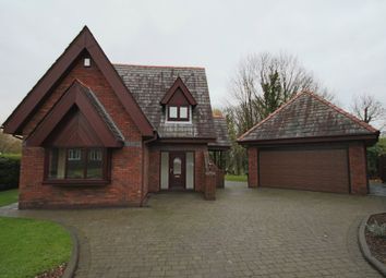Thumbnail 4 bed detached house to rent in Castle Walk, Penwortham, Preston