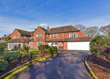 Thumbnail 6 bed detached house for sale in Uplands Road, Denmead, Waterlooville