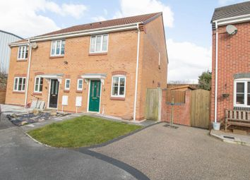 2 bed semi-detached house for sale in Crossfield Drive, Hindley Green, Wigan WN2