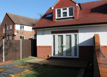 Thumbnail 1 bed semi-detached house to rent in Wood End Road, Harrow