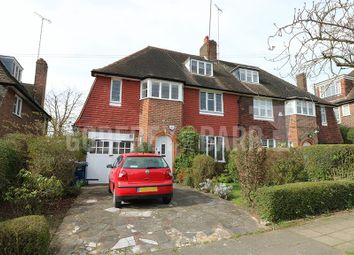 Thumbnail 4 bed semi-detached house to rent in Gurney Drive, London